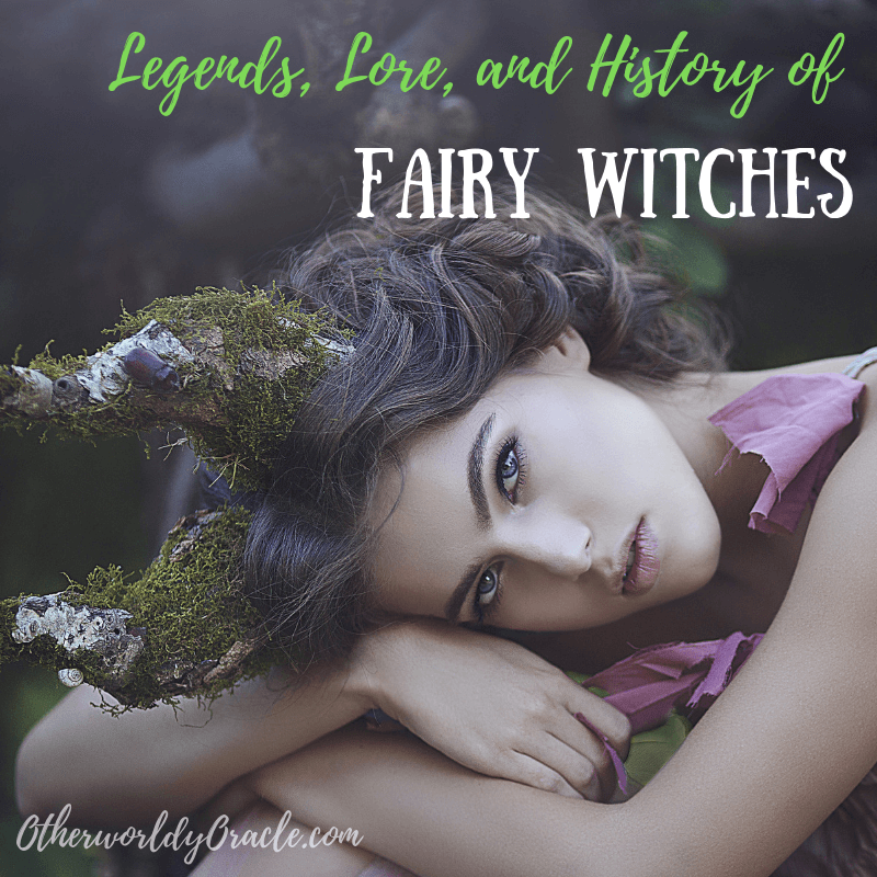 Fairy Witches: The Connection, Lore, and History