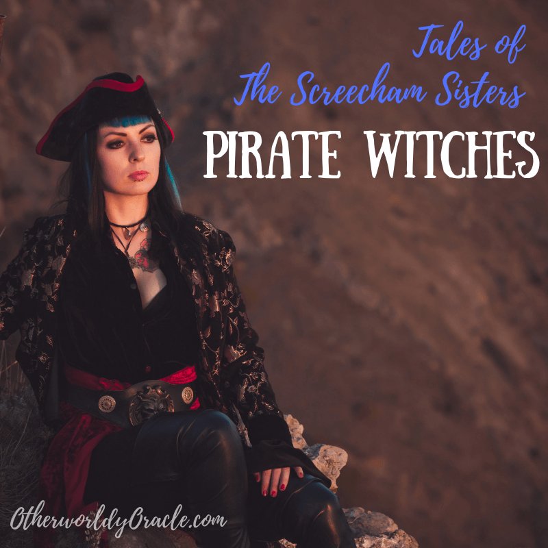 Tales of American Witches: The Pirate Witches aka Screecham Sisters