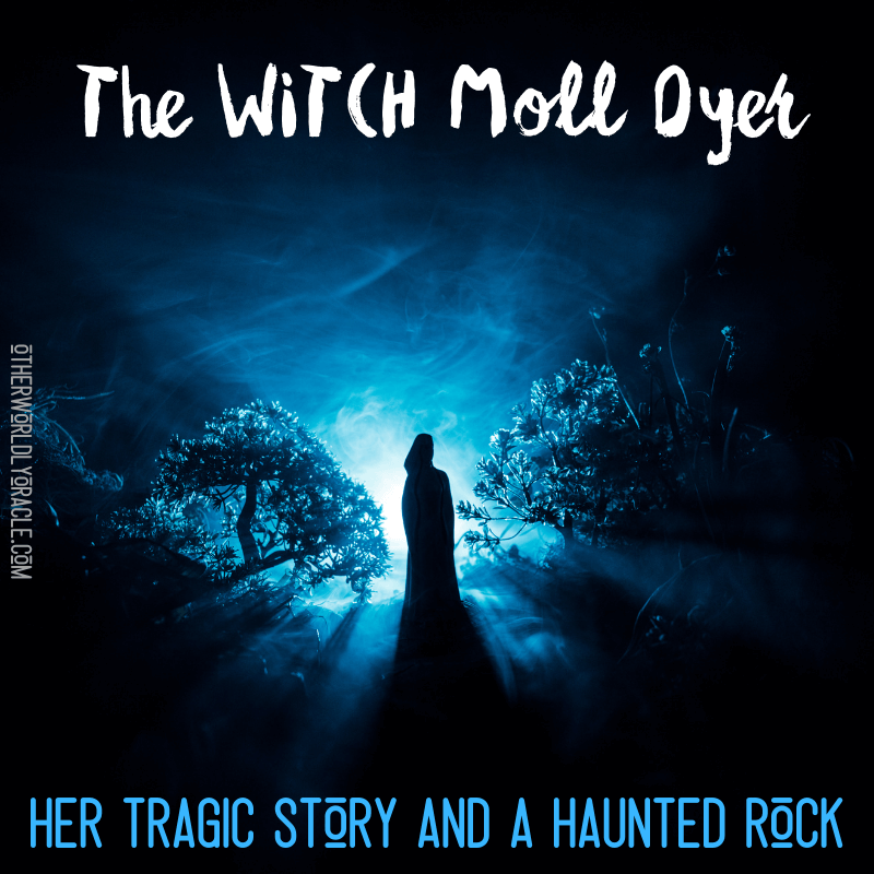 The Story of Moll Dyer, Maryland Witch