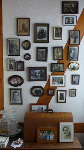 If your family maintained a wall and/table dedicated to the ancestors and prayed to them with offerings, you might be a hereditary witch.