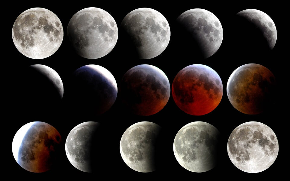 Learn lunar magick for beginners including the moon phases and their magical properties.