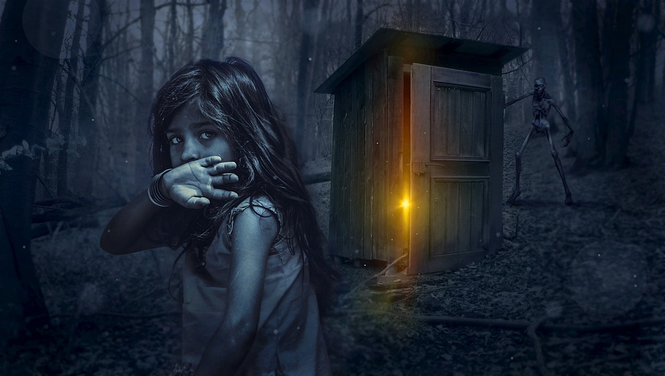 Things that attract demons include places where murders and suicides have occurred.