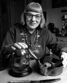 Doreen Valiente, Beloved Witch of the 20th Century