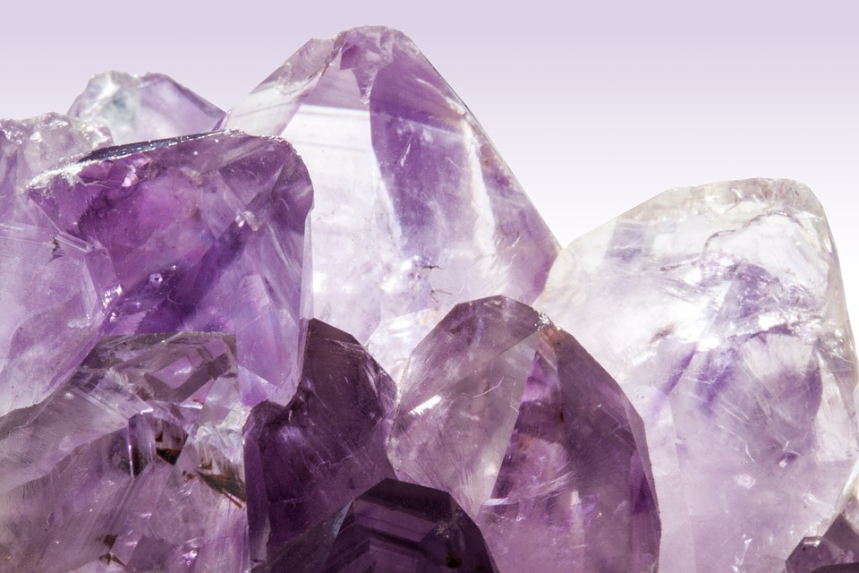 Amethyst is a favorite crystal for astral dreams etc.