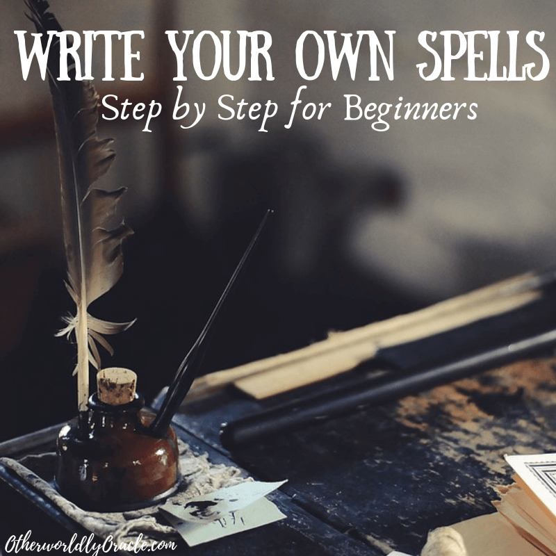 How to Write Spells Step by Step for Beginners