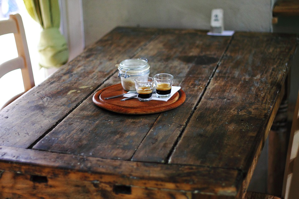 A special tea or beverage ritual in the evening is relaxing and connecting.