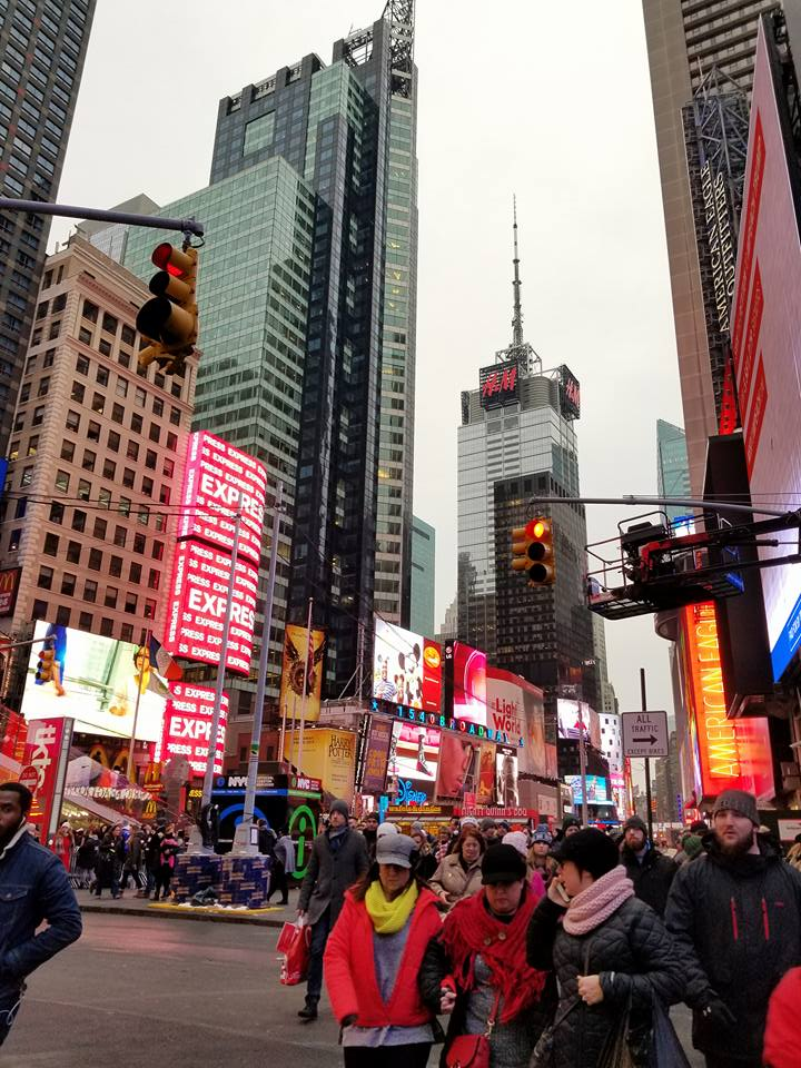 NYC has a growing community of witches and shops, not to mention historical sites. A great vacation spot for witches.