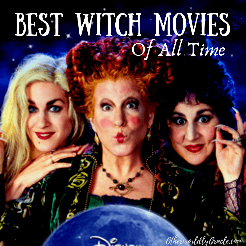 The 13 BEST Witch Movies of All Time!