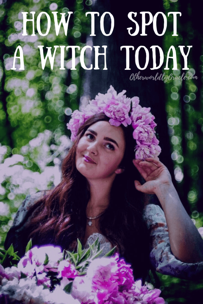 How to Spot a Witch Today in 8 Ways According to a Modern Witch