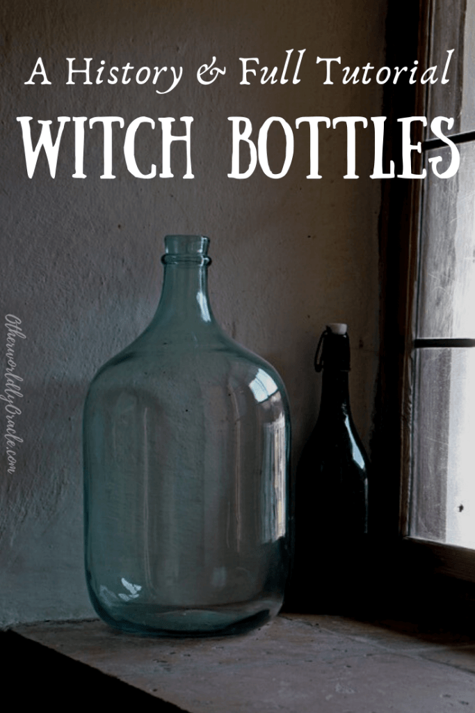 Witch Bottles: Archaeology, History, Uses and a FULL Tutorial!
