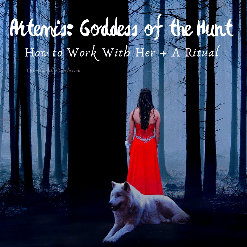 Goddess of the Hunt: How to Work With Artemis + A Ritual