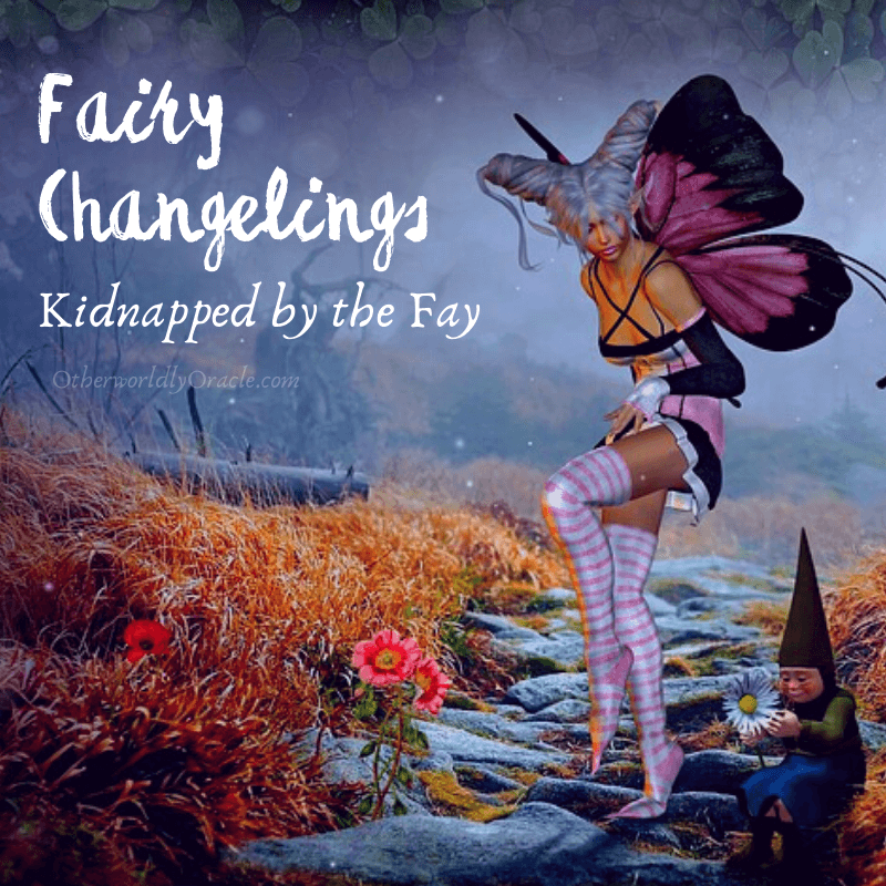 Fairy Changelings: Babies Taken by Fairies & The Story of Bridget Cleary