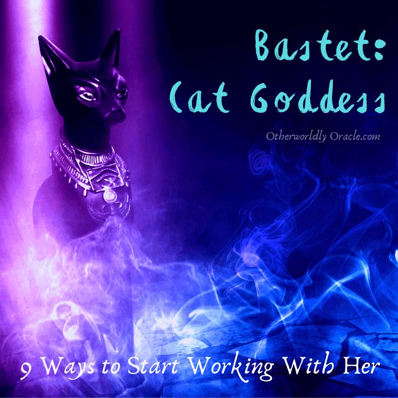 Bastet: 9 Ways to Work With the Egyptian Cat Goddess