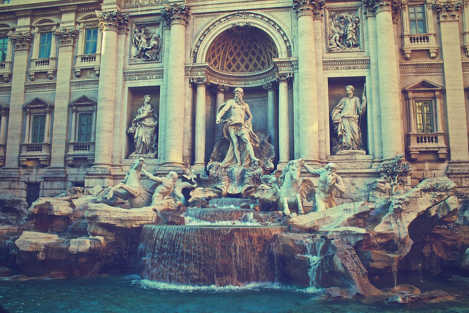 Lupercalia was celebrated in ancient rome and was the first valentine's day.