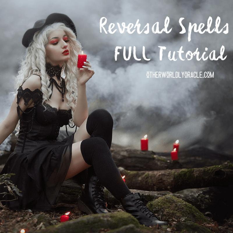 Reversal Candle Spells: Return to Sender FULL Tutorial