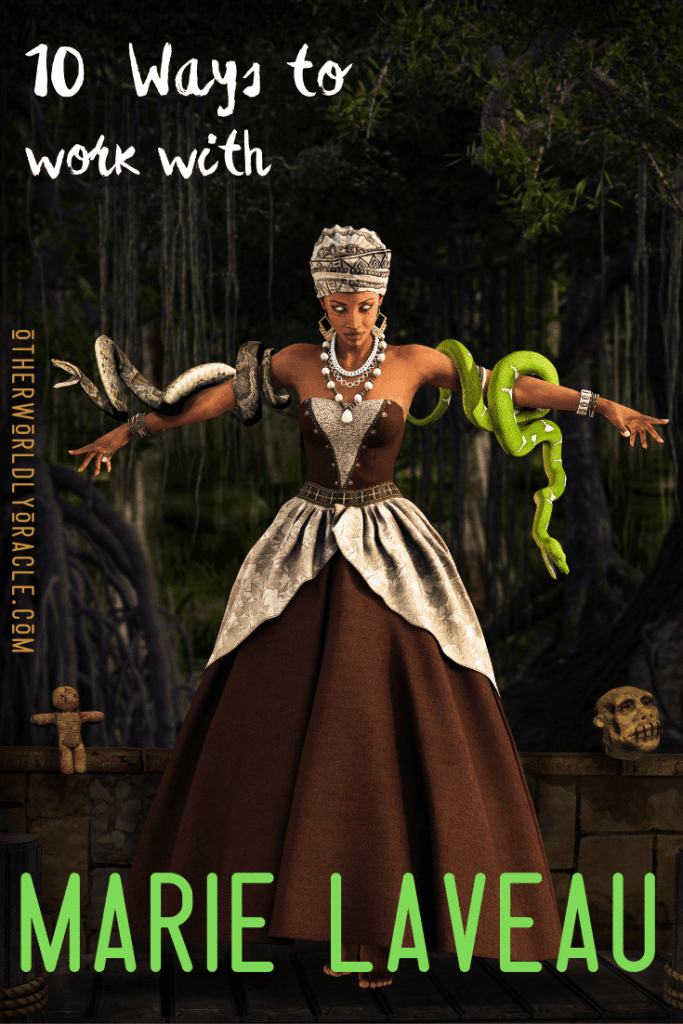10 Ways to Work With Marie Laveau
