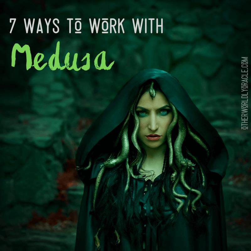 Medusa Goddess & Gorgon: 7 Ways to Work With Her Fierce Energy