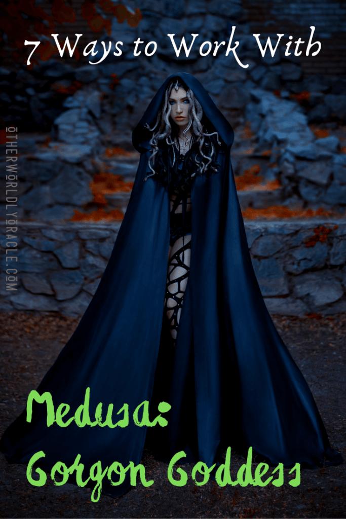 Medusa Goddess, Gorgon and Symbol: 7 Ways to Work With Her