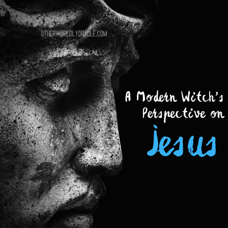 Jesus' Magic: A Modern Witch's Perspective on the Son of God