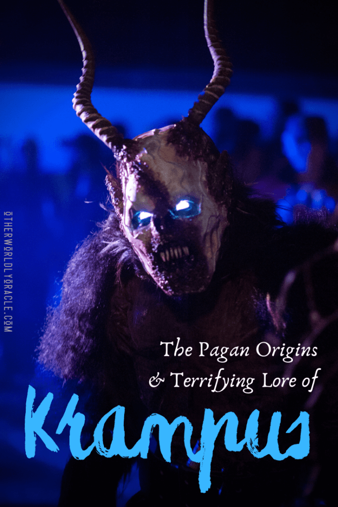Who is Krampus the Christmas Devil? Is he an ancient pagan god or a Christmas monster?