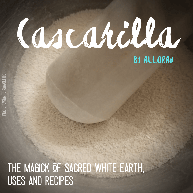 Cascarilla Powder: Magick of Sacred White Earth, Modern Eggshell Powder Uses and Recipes
