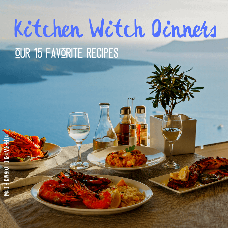 Kitchen Witch Dinner Recipes: Top 10