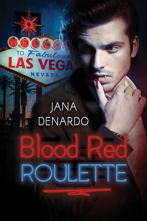 Blood Red Roulette - Jana Denardo