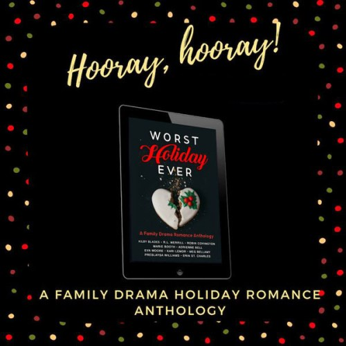 Worst Holiday Ever Banner