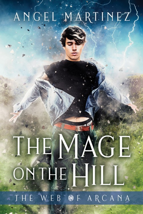 The Mage on the Hill - Angel Martinez
