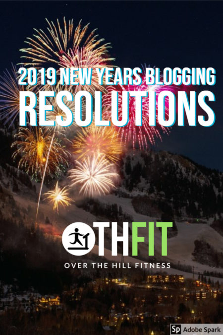 We sat down and made a list of the New Years Blogging resolutions we have made our goals for 2019. Our hope is that this will increase our accountability and ultimately lead us to be more successful in this new year!