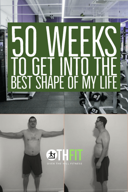 I'm going to be in the best shape of my life in only 50 weeks. Here are my 3 main goals and exactly how I'll accomplish them.