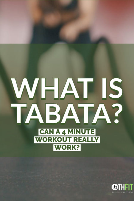 You have probably heard about Tabata but if you're anything like me you may not know much about it. I first started reading about it a while back when I was looking for a fast workout I could get in before work.