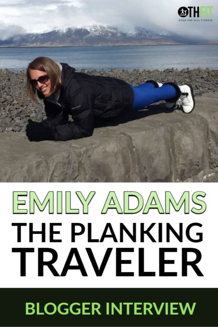 Our interview with Emily Adams gives us a glimpse into the life of this awesome nutrition coach, travel blogger, and adventurer.