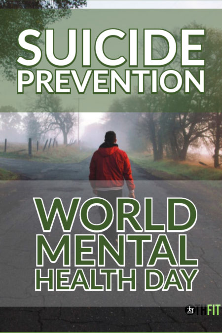This year, World Mental Health Day is focused on suicide awareness and prevention. Someone dies from suicide every 40 seconds and for every suicide there are 20 suicide attempts. Almost 800,000 people die yearly from suicide. It is a grave concern.