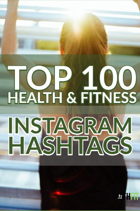 In your quest for fitness, there is a plethora of information that you have to sort through and it can be exhausting. I thought that maybe I could do some of the legwork for you and provide you with a list of the Top 100 Health and  Fitness Instagram Hashtags.