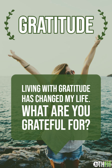 Gratitude is so important to having a fulfilling happy life. I explore what I'm grateful for during this time of Thanksgiving.