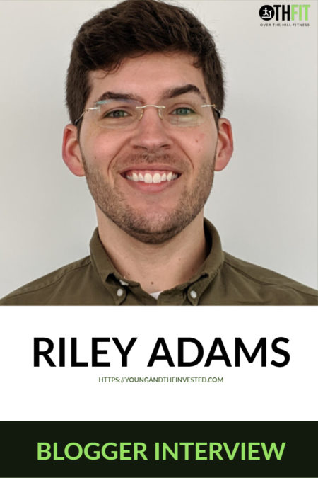 This is our interview with Riley Adams, a CPA who works as a Sr. Financial Analyst at Google and runs a website to help young professionals find financial independence.