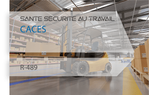 (06) Formation : CACES® R489 @ Carros