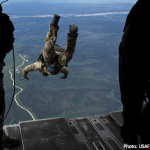 DROP ZONE: Logistics in Multi-Domain Operations