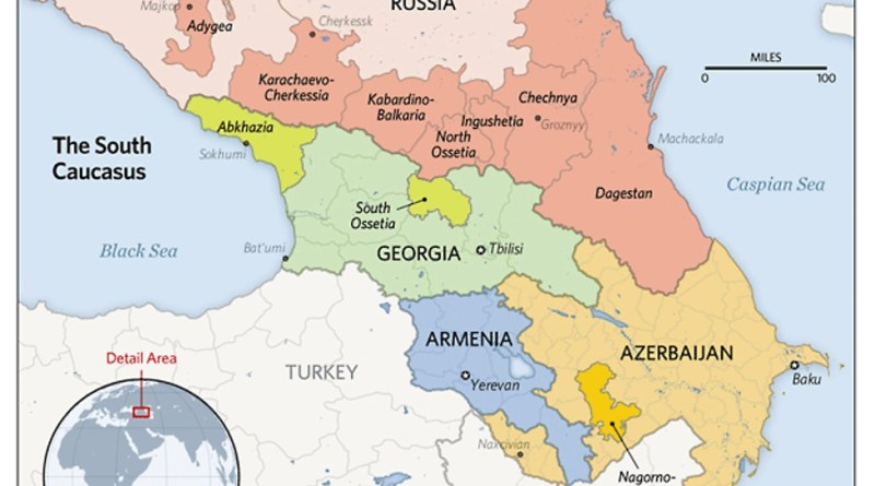 Geopolitical Future of the South Caucasus – OTH
