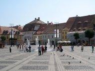 Sibiu - wie auch die ganzen folgenden Bilder.