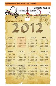 Revista OTILCA: Enero 2012