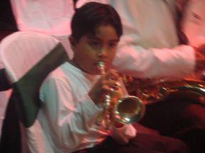 Niño Trampetista