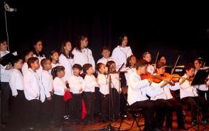 Los cantantes de coro sincronizan sus corazones al cantar