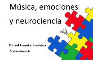 Música, emociones y neurociencia