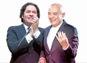 Guaco y Dudamel en una misma sinfonía, La Superbanda hará disco con la Sinfónica Simón Bolívar
