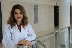 Doctora en Psicología Clínica, Ana García Blanco