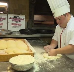 Mateo, entre los mejores pizzeros del mundo
