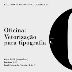 Vetorização para Tipografia (Fortaleza - 08/2015)