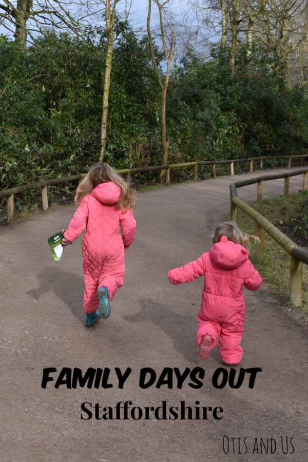 Days out with the Kids in Staffordshire – Our Favourite Family Days out